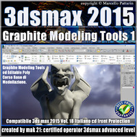 3ds max 2015 Graphite Modeling Tools1