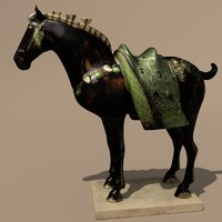 max figurine horse statuettes