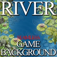 River Game Background