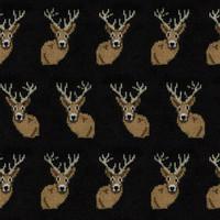 Seamless Knitted Deer