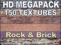 HD Rock&Brick Mega Pack