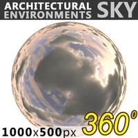 Sky 360 Clouded 007 1000x500