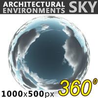 Sky 360 Clouded 010 1000x500
