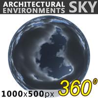 Sky 360 Clouded 013 1000x500