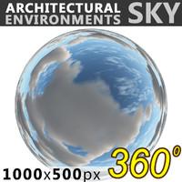Sky 360 Clouded 015 1000x500