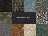 Stones Texture Pack 1
