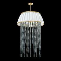 3d model classic chandelier