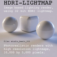 HDRI studio basic 011
