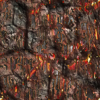 Lava Rock Texture Pack