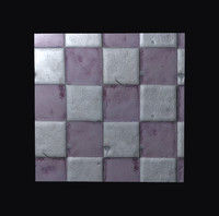 Floor checkerboard HD