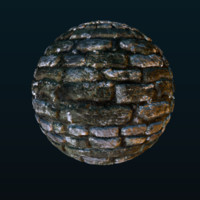Mossy Stone 01