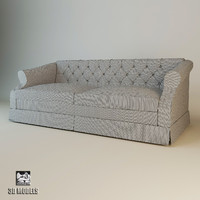 eichholtz sofa aldridge 3d model