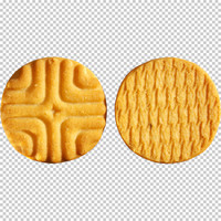 Brown Cookie Texture Map