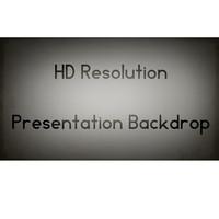 Presentation Overexposure Backdrop