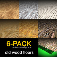 Old Wood Floors vol1 (6pk)