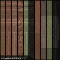 10 seamless parquet textures