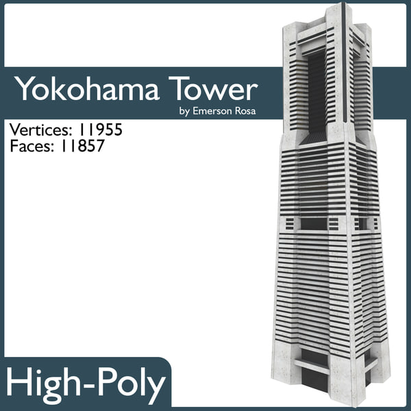 max yokohama landmark tower building