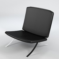 Armchair nr.8 (textured, 5 uv-maps)