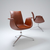 fk-lounge-chair 3d max