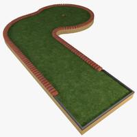 Mini Golf Hole 2