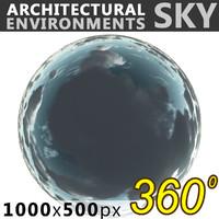 Sky 360 Clouded 002 1000x500