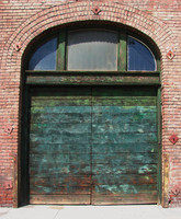 Warehouse Garage Door