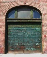 Warehouse Garage Door