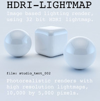 HDRI studio tent 002