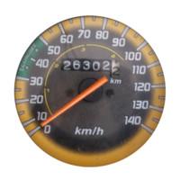 Speedometer map