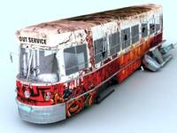 maya tram grunge