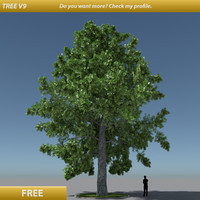 tree modification v9 max free