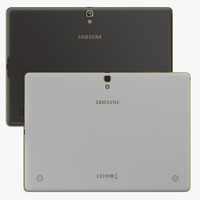 samsung galaxy tab s 3d model