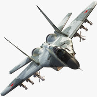 MiG-29A Fulcrum (Russian)
