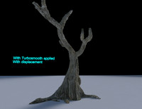 3ds max creepy tree