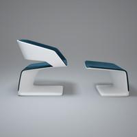 3d fauteuil-ora-gami