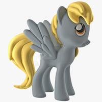 My Little Pony Derpy Toy