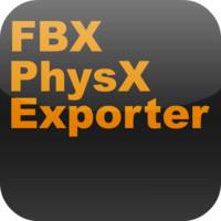 FBX PhysX Exporter (3DS Max)