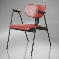 Tubax chair 1952 (Willy Van der Meeren)