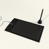 Genius graphic tablet