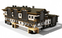 townbuilding 3ds