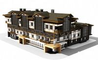 maya townbuilding