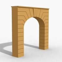3d arches