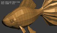 3d base goldfish