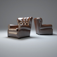 churchill-leather-sofa 3d max