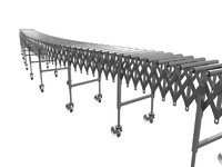dwg flexible expandable conveyor