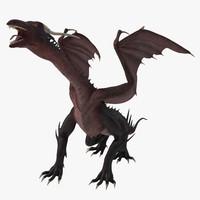 Dragon 3 Pose 2