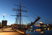 Sailship in Oslo