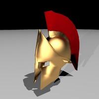 free helmet 3d model