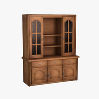 3d model wood furniture