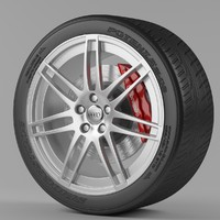 Wheel Audi